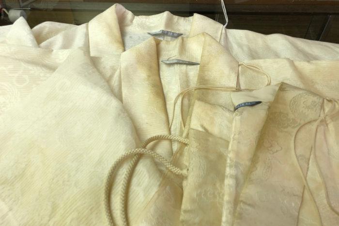 和尚さんの初夏の衣