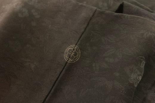 形見の紋付羽織